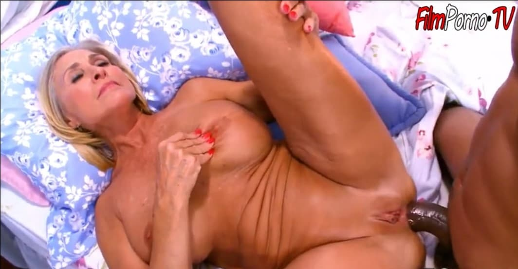 Old horny woman calling young black jigolo ass fucked