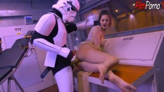 Star wars porn parody hard anal action stella Stella Cox ass fucked by Danny D