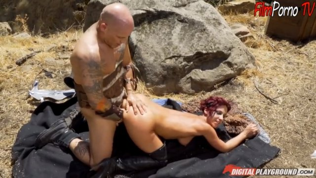 Dragons and Dungeons parody porno film xxx warrior sex tape