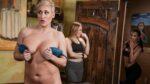 Sexy teacher hot massage after lesbian fuck